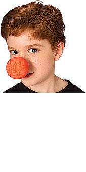 2inch Foam Red clown nose