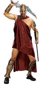 300 Deluxe Spartan Costume