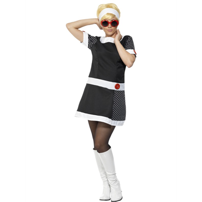 60s Mod Chick Costume