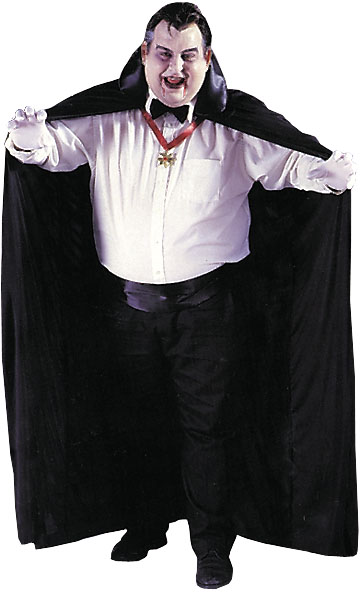 72 inch Big and Tall Cape
