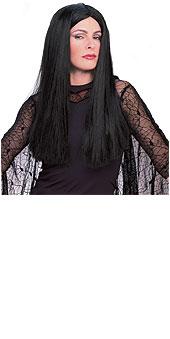 Addams Family Morticia Wig