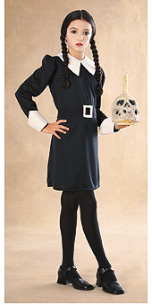 Addams Family Wednesday Child Costume