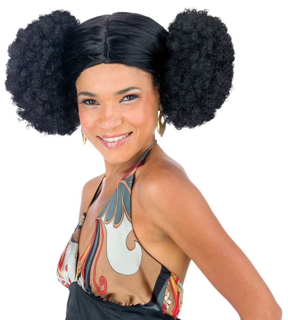 Afro Poof Wig