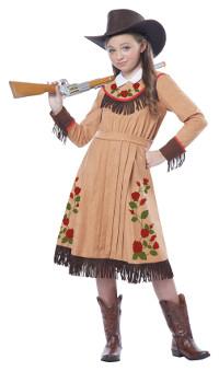 Annie Oakley Cowgirl Costume