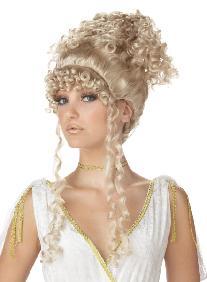 Athenian Goddess Wig Blonde