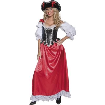 Authentic Pirate Wench Costume