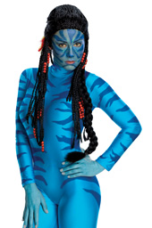 Avatar Neytiri adult wig