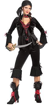 Baroque Pirate Costume