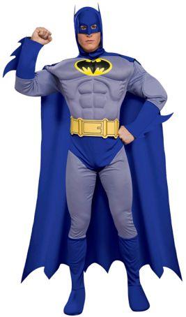 Batman Deluxe Adult Costume