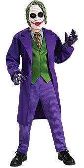 Batman The Joker Deluxe Child Costume