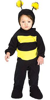 Bee Romper Child Costume
