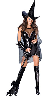 Black Magic Moment Costume
