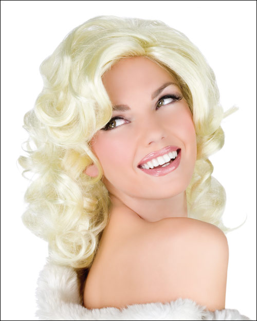 Blonde Bombshell Wig