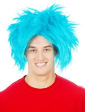 Blue Thing Wig