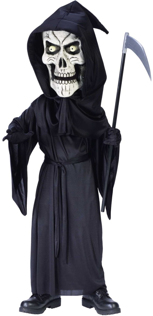 Bobble Head Reaper Costume