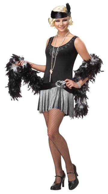 Boop Boop a Doo Teen Costume