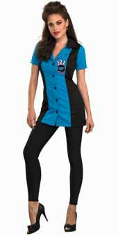 Bowling Ginger Adult Costume