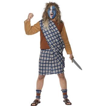Brave Scotsman Costume