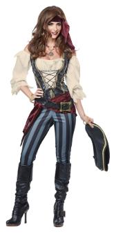 Brazen Buccaneer Costume