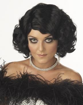 Cabaret Wig Black