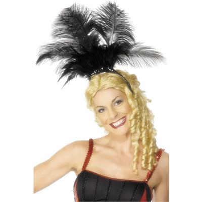 Can Can Girl Headpiece
