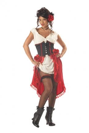 Cantina Gal Costume