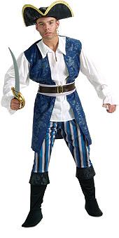 Caribbean Captain Costume