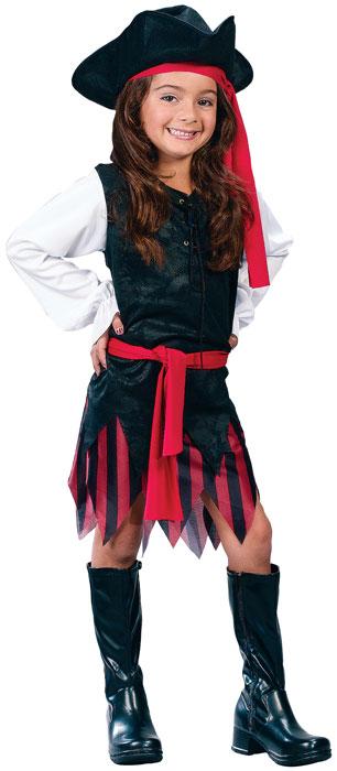 Caribbean Pirate Costume