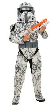 Clone Wars Clone Trooper Blaster