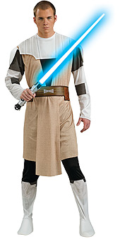 Clone Wars Obi Wan Kenobi Costume