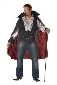Cool Vampire Plus Size Costume