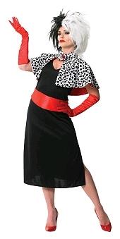 Cruella DeVille Disney Adult Costume