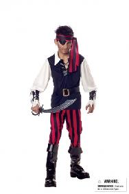 Cutthroat Pirate Child Costume