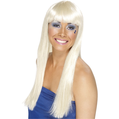 Dancing Queen Blonde Wig