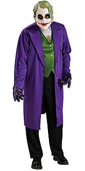 Dark Knight Batman The Joker Costume