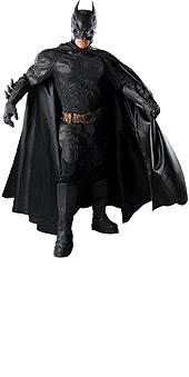 Dark Knight Deluxe Batman Collectors Costume