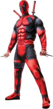 Deadpool Muscle Chest Costume