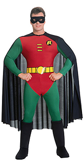 Deluxe Adult Robin Costume