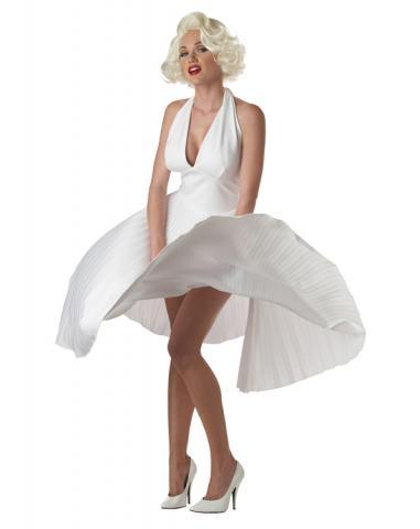 Deluxe Marilyn Costume