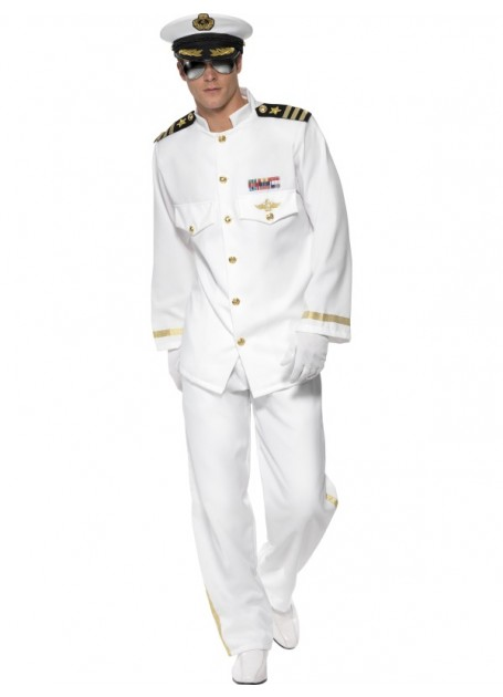 Deluxe Sailor Captain Costume