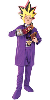 Deluxe Yu Gi Oh Child Costume
