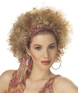 Disco Fab Dark Blonde Wig