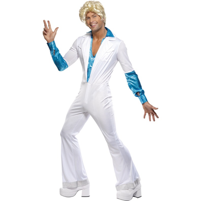 Disco Man Costume