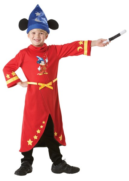 Disney Mickey Mouse Fantasia Child Costume