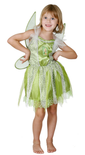 Disney Tinkerbell Child Costume