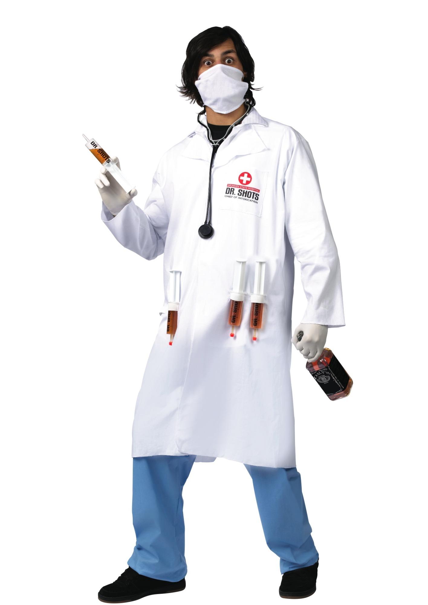 Dr Shots Costume