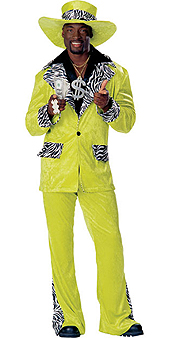 Dr Styles Costume