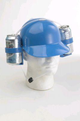 Drinking Helmet Blue