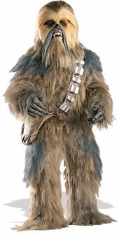 EP3 Supreme Edition Chewbacca Costume