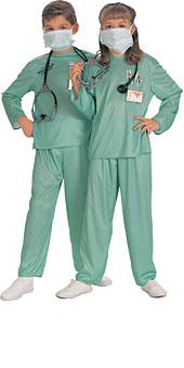 ER Doctor Child Costume